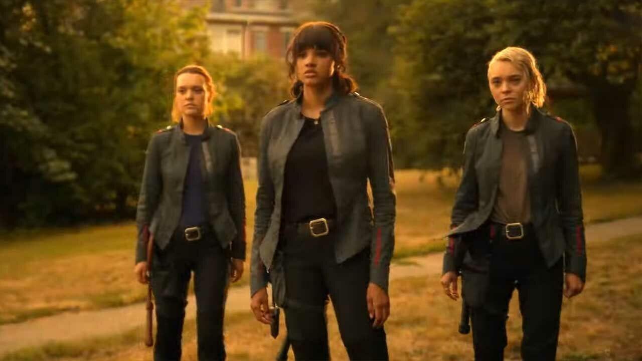 "Teaser-Trailer zur neuen Hexen-Serie ""Motherland: Fort Salem"""