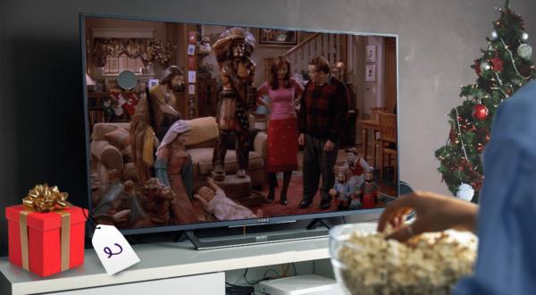 """sAWEntskalender 2020 – Tür 2: Weihnachtsfolgen in """"King of Queens"""""""
