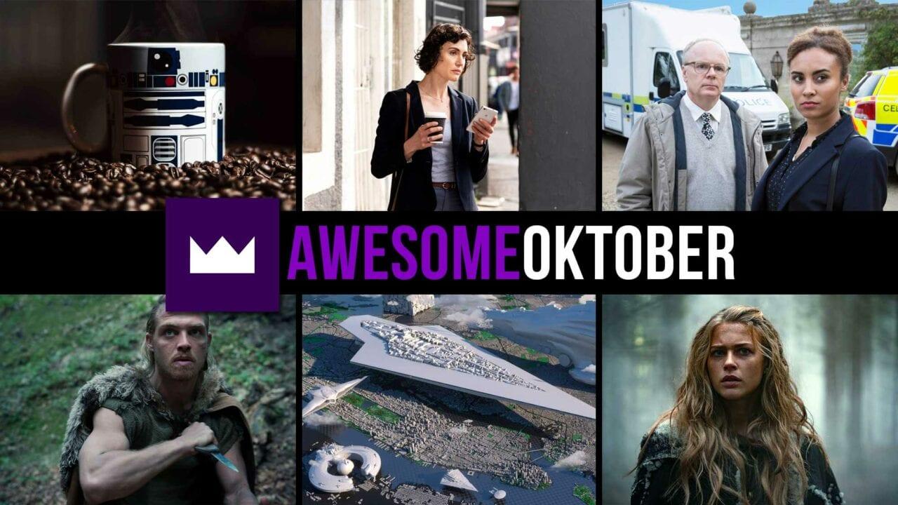 Toplisten: Die beliebtesten TV-Serien des Monats Oktober 2020