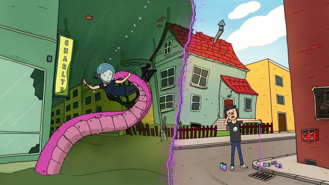 """Durchgeknallte Animationsserie aus Deutschland: """"Frickin' Times"""""""