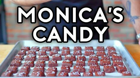 """Binging with Babish: Monica's Candy from """"Friends"""""""