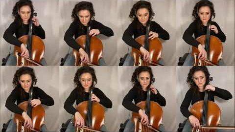 """Animaniacs""-Theme auf Cellos gespielt"