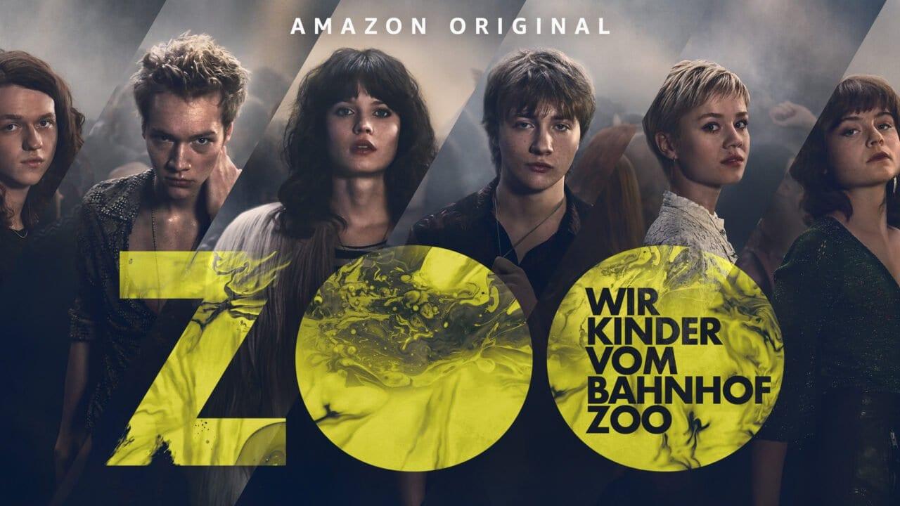 Wir Kinder vom Bahnhof Zoo: Alles was man zur neuen Amazon-Serie wissen muss