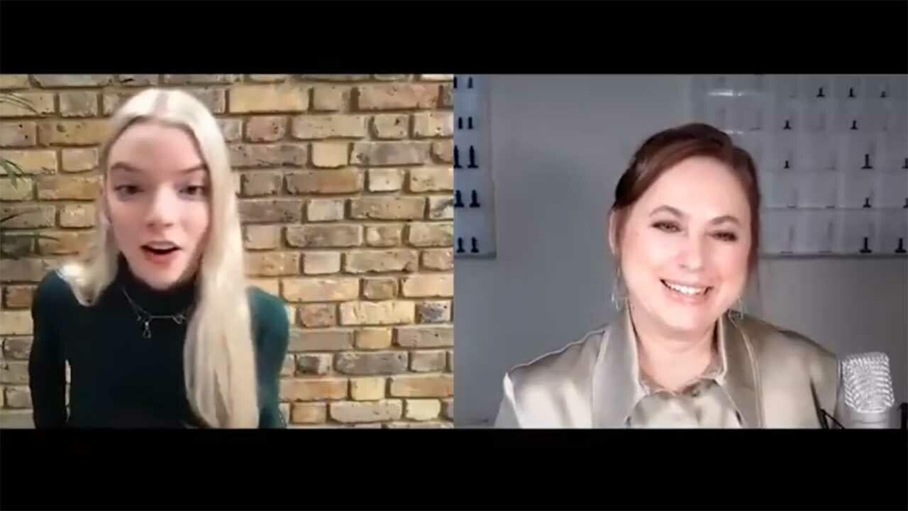 Das Damengambit: Anya Taylor-Joy trifft auf Schach-Großmeisterin Judit Polgár