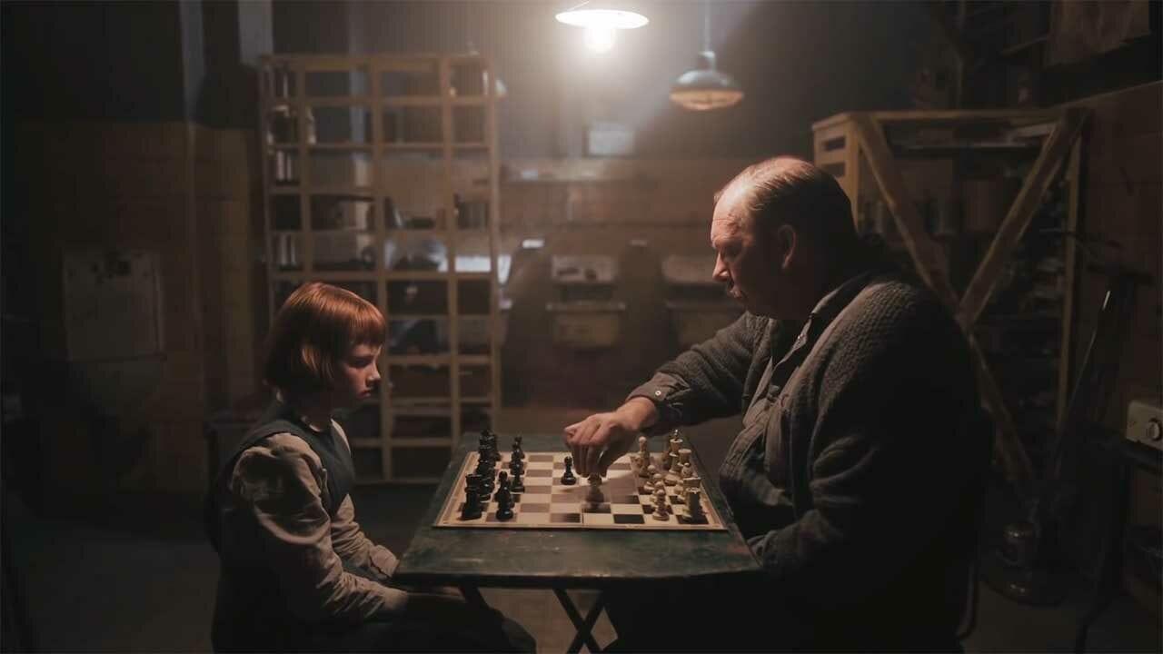 """""""Das Damengambit"""" und die Schönheit des Schachspiels"""