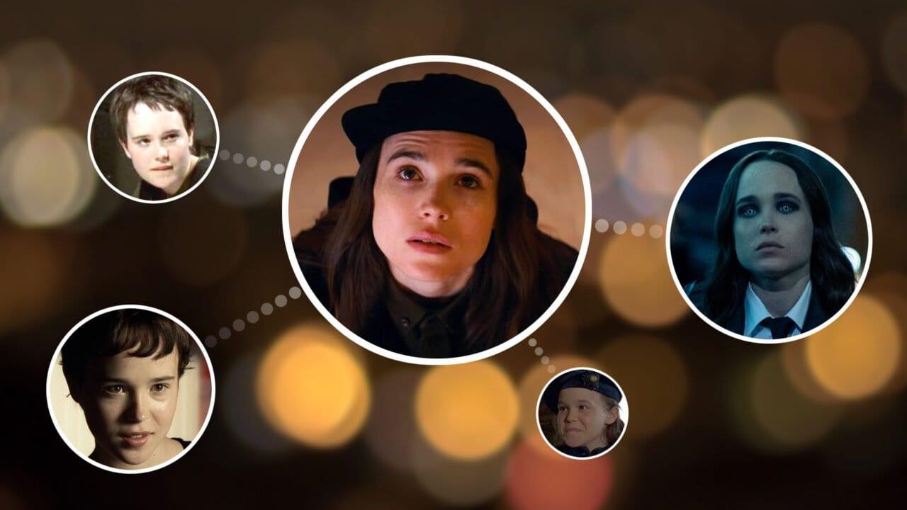 In weiteren Rollen: In welchen Serien hat Elliot Page mitgespielt?