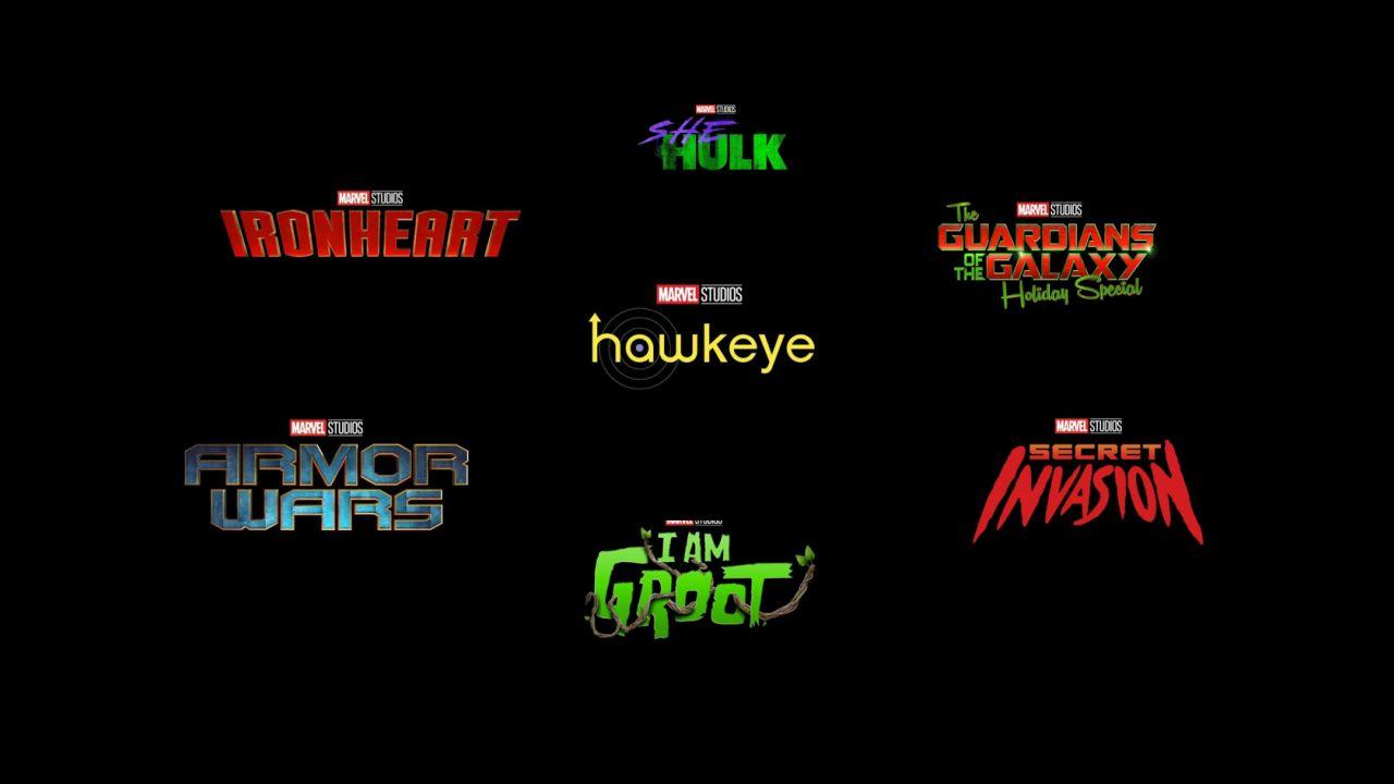 Neuheiten Disney+ Marvel