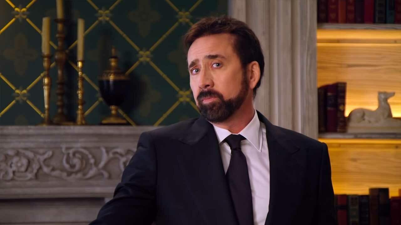"""Teaser zu """"Die Geschichte der Schimpfwörter"""" (Netflix-Reihe mit Nicolas Cage)"""