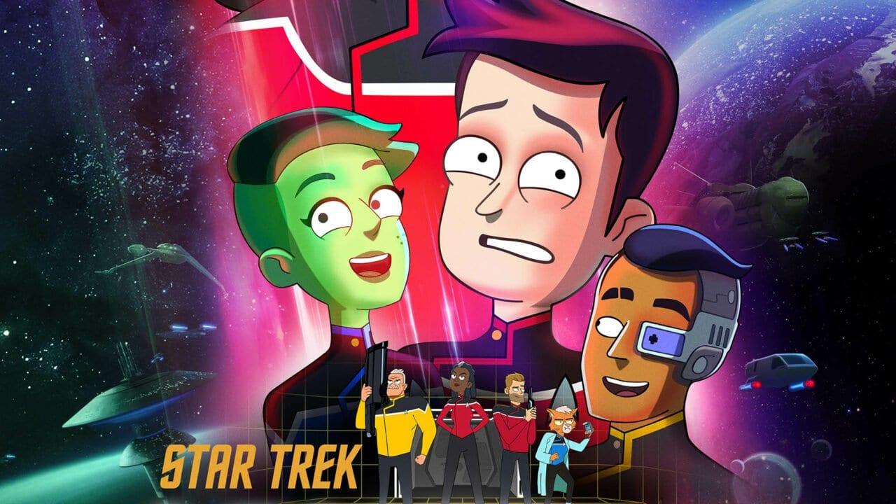"""""""Star Trek: Lower Decks"""" landet bei Amazon Prime Video"""