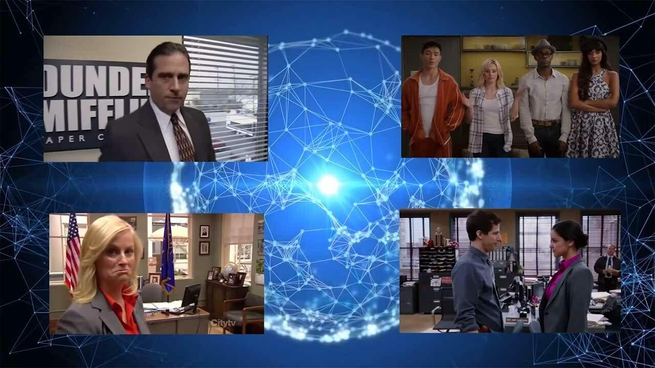 """""""The Office"""", """"Brooklyn 99"""", """"Parks & Rec"""" im gleichen Universum – und eigentlich alle tot?"""