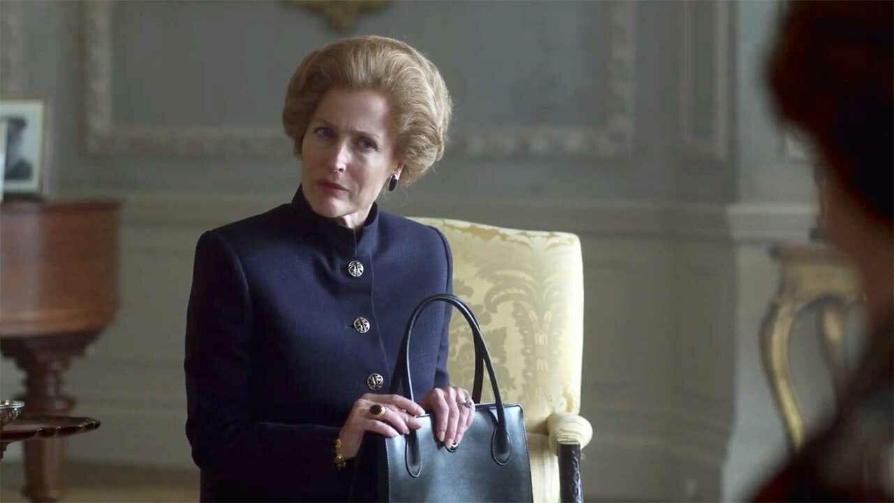 The Crown: Wie Gillian Anderson zu Margaret Thatcher wurde
