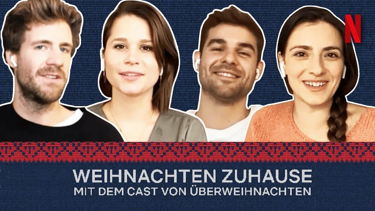 """Der """"ÜberWeihnachten""""-Cast spricht über Festtagstraditionen"""