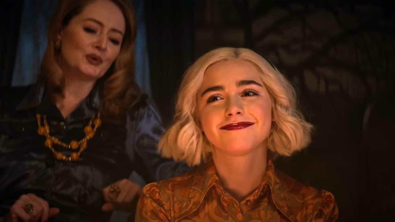 Chilling Adventures of Sabrina: Trailer zur 4. Staffel (Teil 4 / Serienfinale)