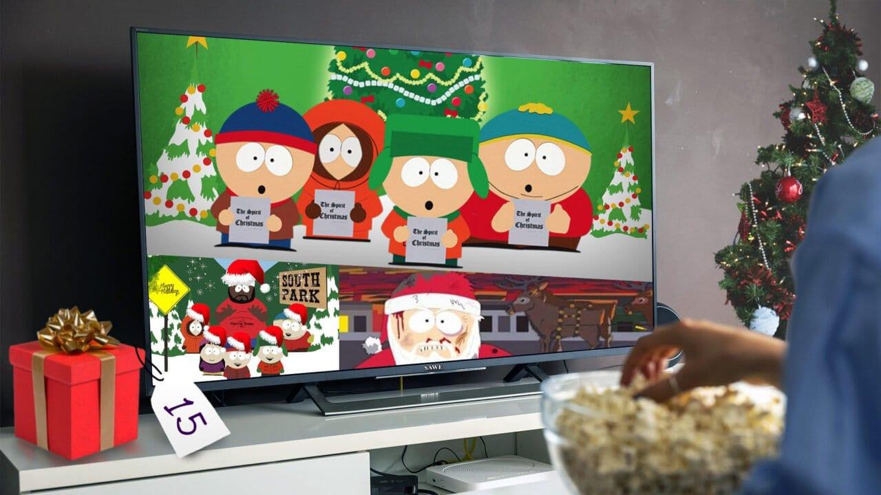 """sAWEntskalender 2020 – Tür 15: Weihnachtsfolgen von """"South Park"""""""