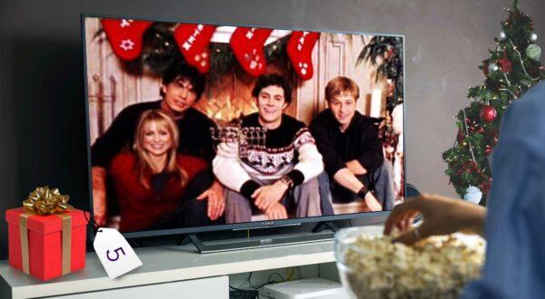 """sAWEntskalender 2020 – Tür 5: Weihnachtsfolgen in """"O.C. California"""""""