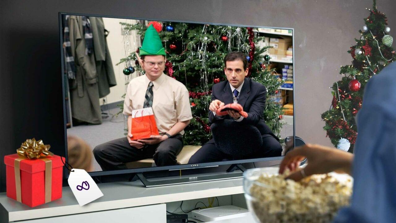 """sAWEntskalender 2020 – Tür 8: Weihnachtsfolgen in """"The Office"""""""