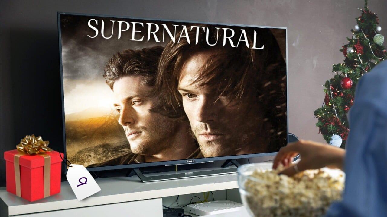 """sAWEntskalender 2020 – Tür 9: Weihnachtsfolgen in """"Supernatural"""""""