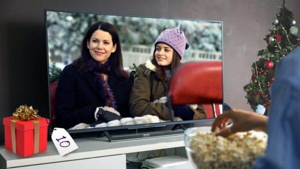 """sAWEntskalender 2020 – Tür 10: Weihnachtsfolgen in """"Gilmore Girls"""""""