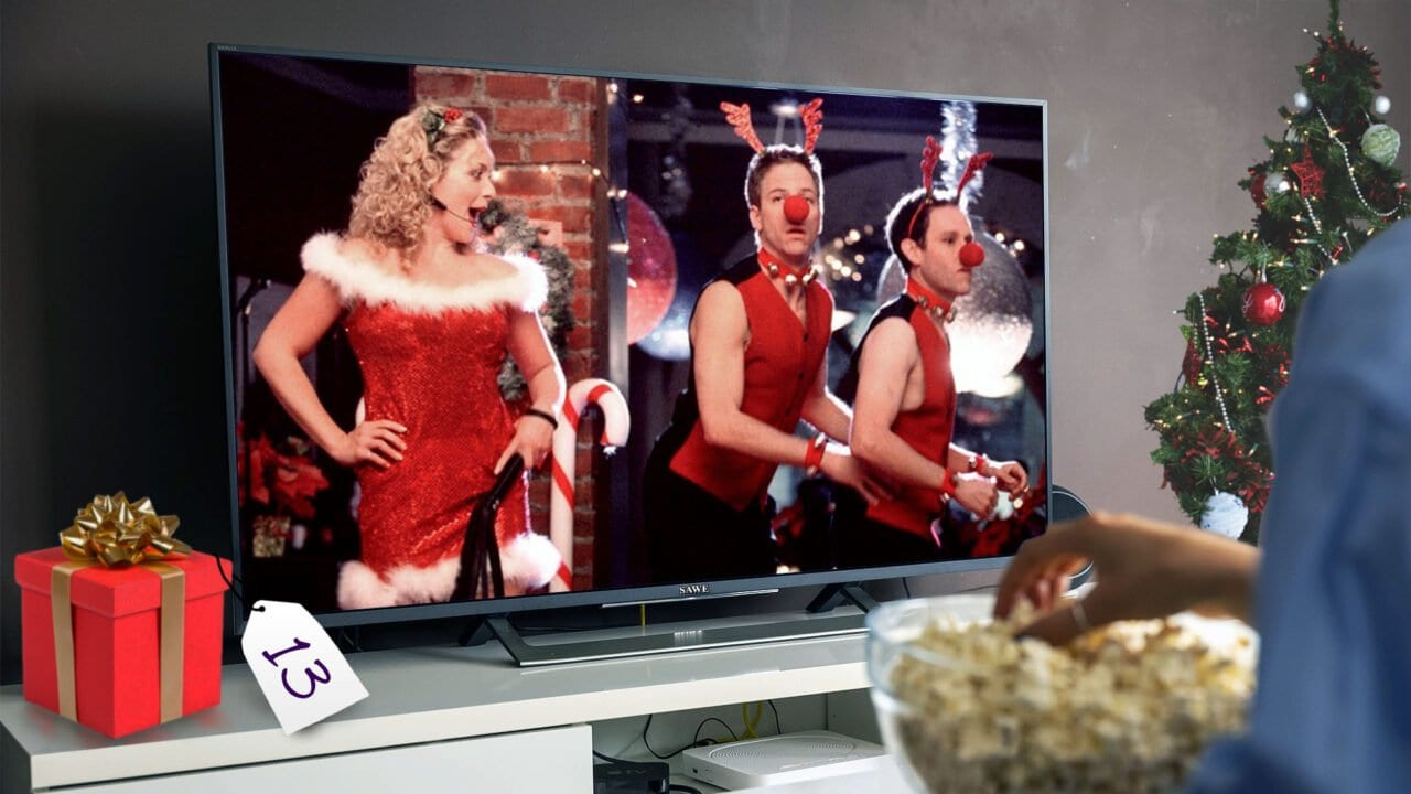 """sAWEntskalender 2020 – Tür 13: Weihnachtsfolgen in """"Ally McBeal"""""""