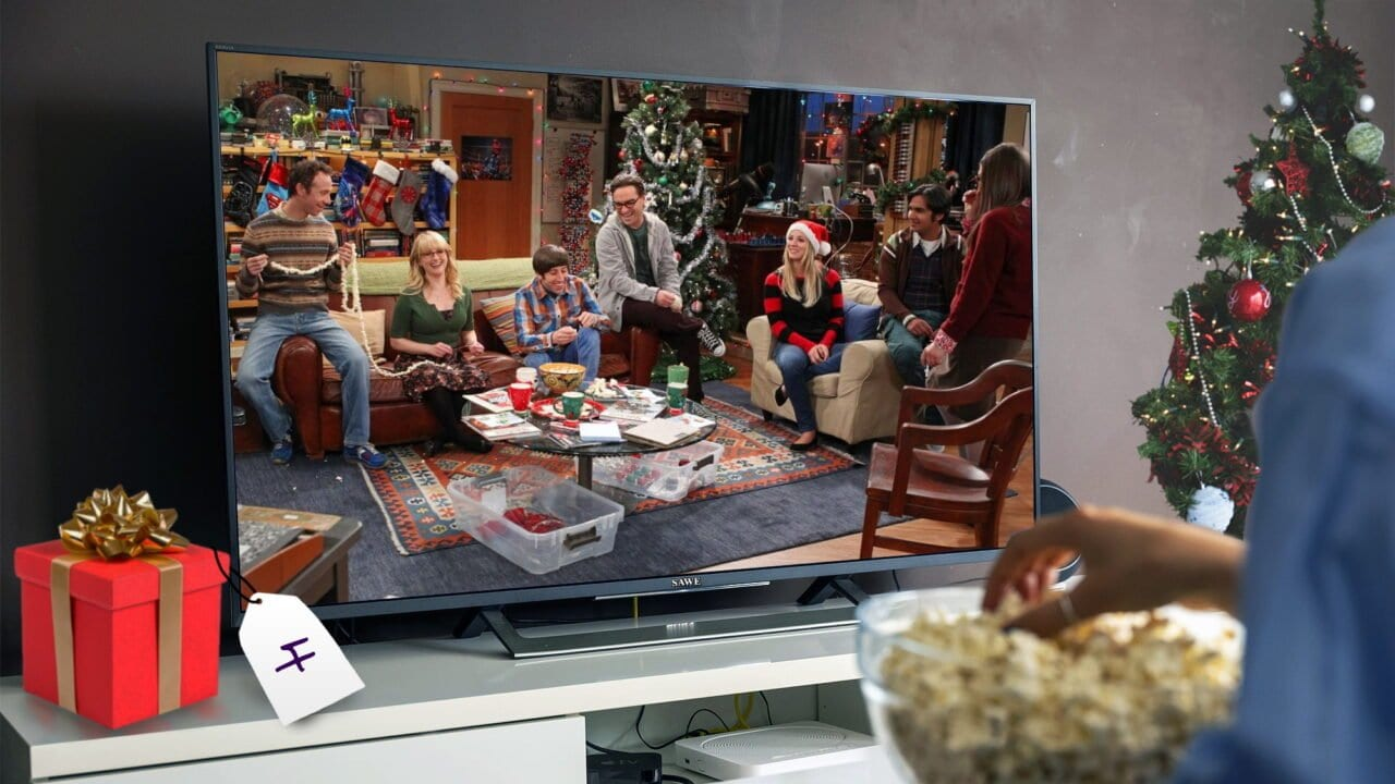 "sAWEntskalender 2020 – Tür 4: Weihnachtsfolgen in ""The Big Bang Theory"""