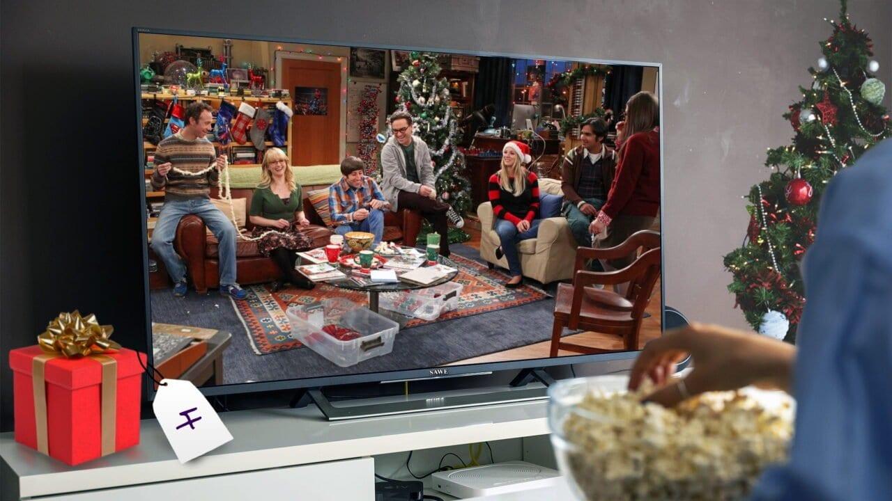 """sAWEntskalender 2020 – Tür 4: Weihnachtsfolgen in """"The Big Bang Theory"""""""