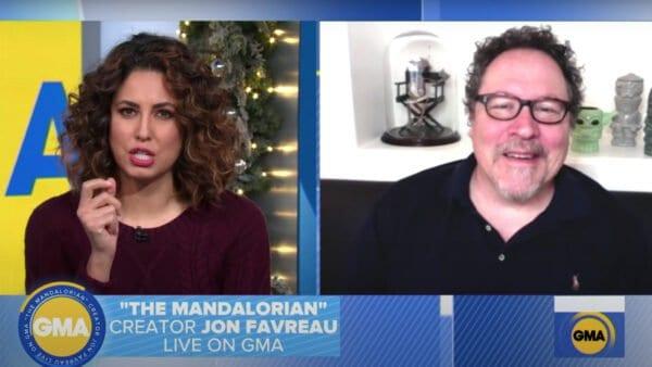 Star Wars: Showrunner Jon Favreau erklärt das Staffelfinale von The Mandalorian