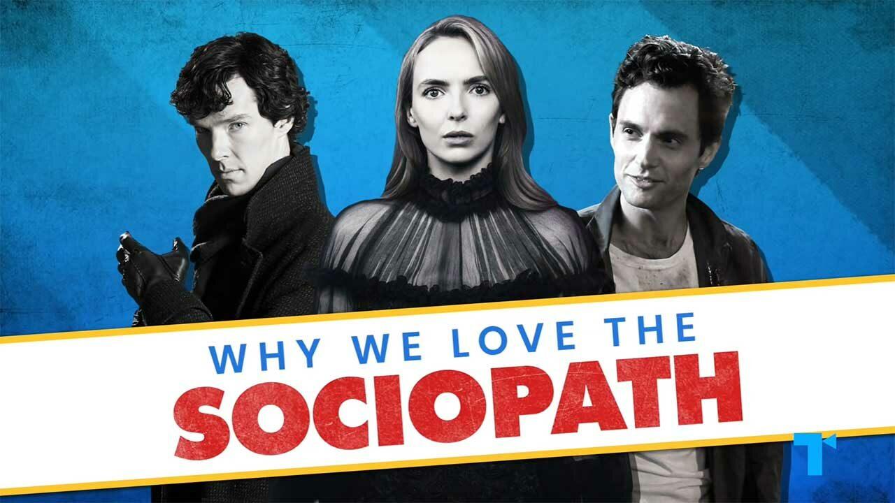 Wieso gibt es so viele liebenswerte Soziopathen in Serien?
