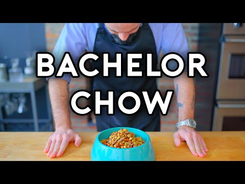 Binging with Babish: Bachelor Chow from Futurama