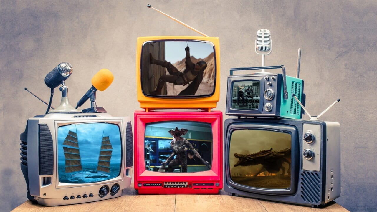 AWESOME 5: Serien mit atemberaubenden visuellen Effekten