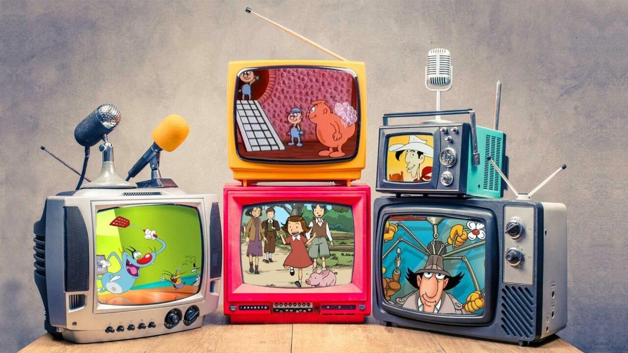 AWESOME 5: Französische Animationsserien