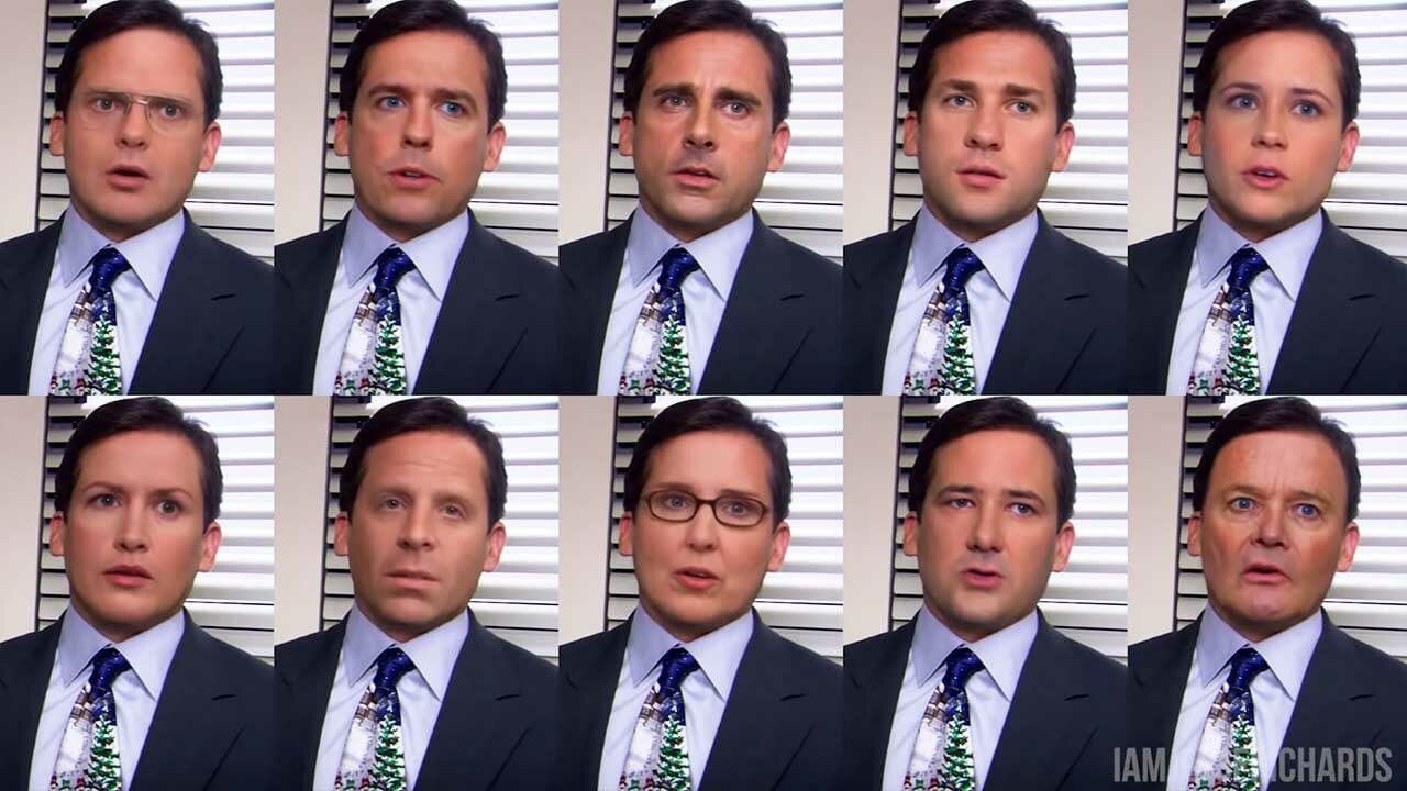 The Office: Alle Figuren sind Michael Scott