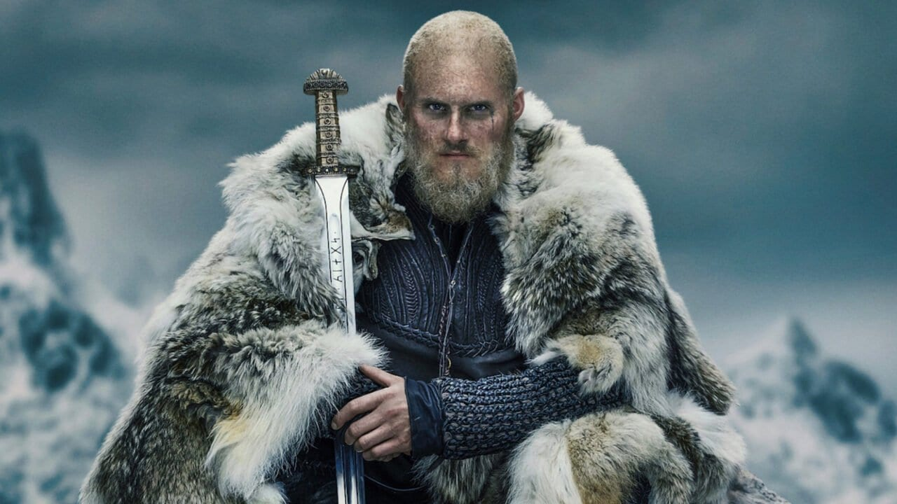 Alexander Ludwig as Bjorn Ironside in 'Vikings'. Credit: History Channel