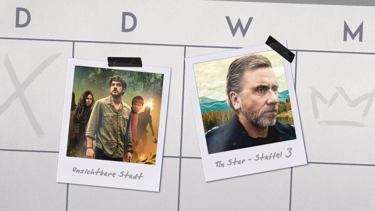 TV-Programm: Die Serien-Highlights der Woche (5/21)