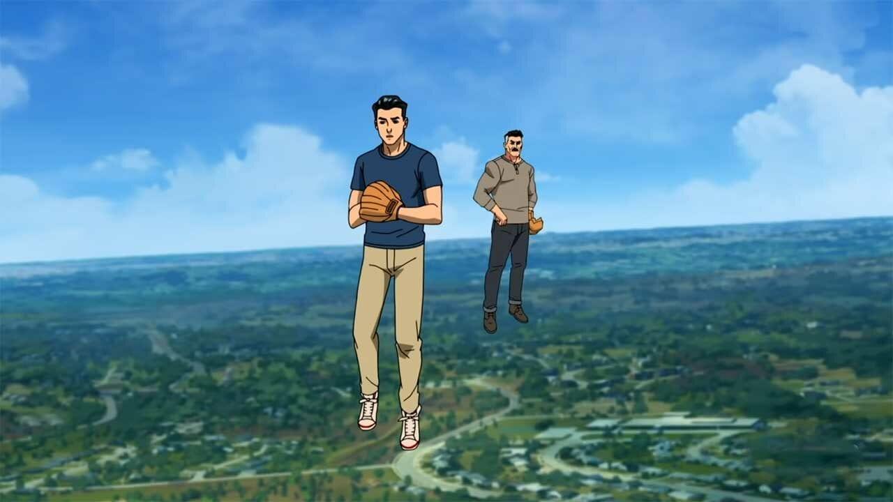 Invincible: Startdatum und First-Look-Szene zur Animationsserie von Robert Kirkman