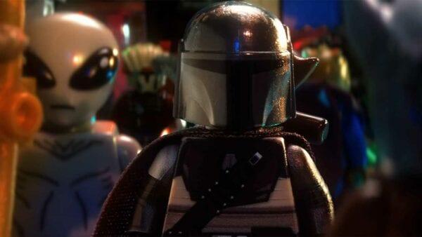 The Mandalorian: LEGO-Animation