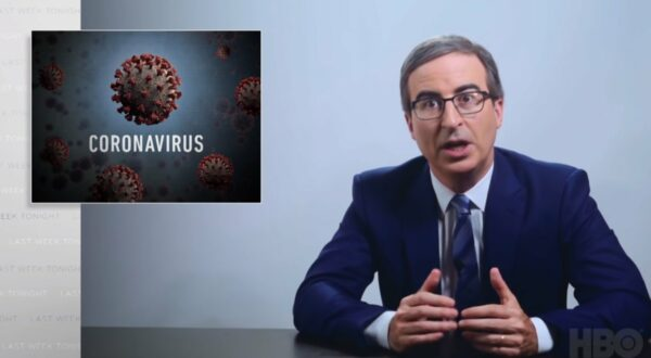 Last Week Tonight with John Oliver: Trailer zur 8. Staffel