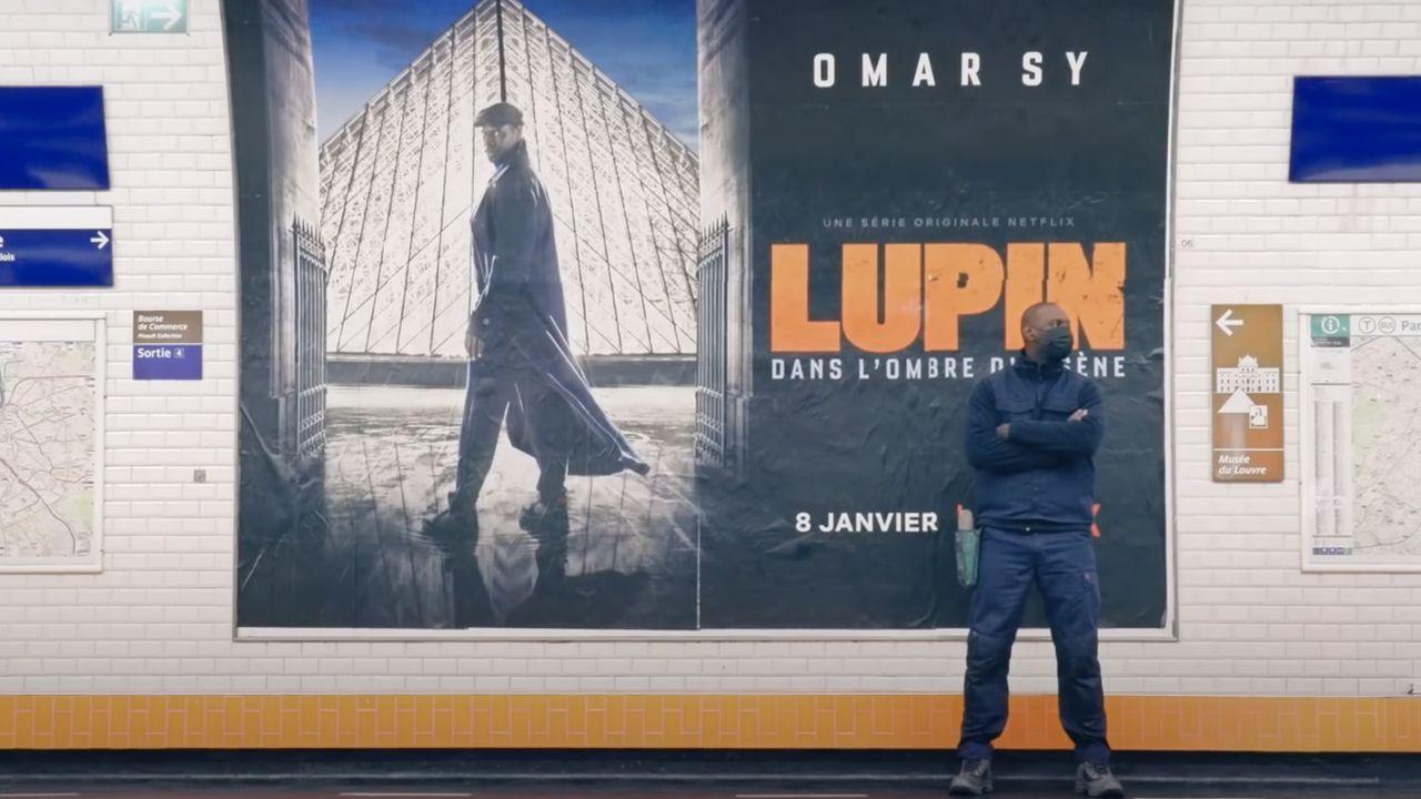 Lupin Omar Sy