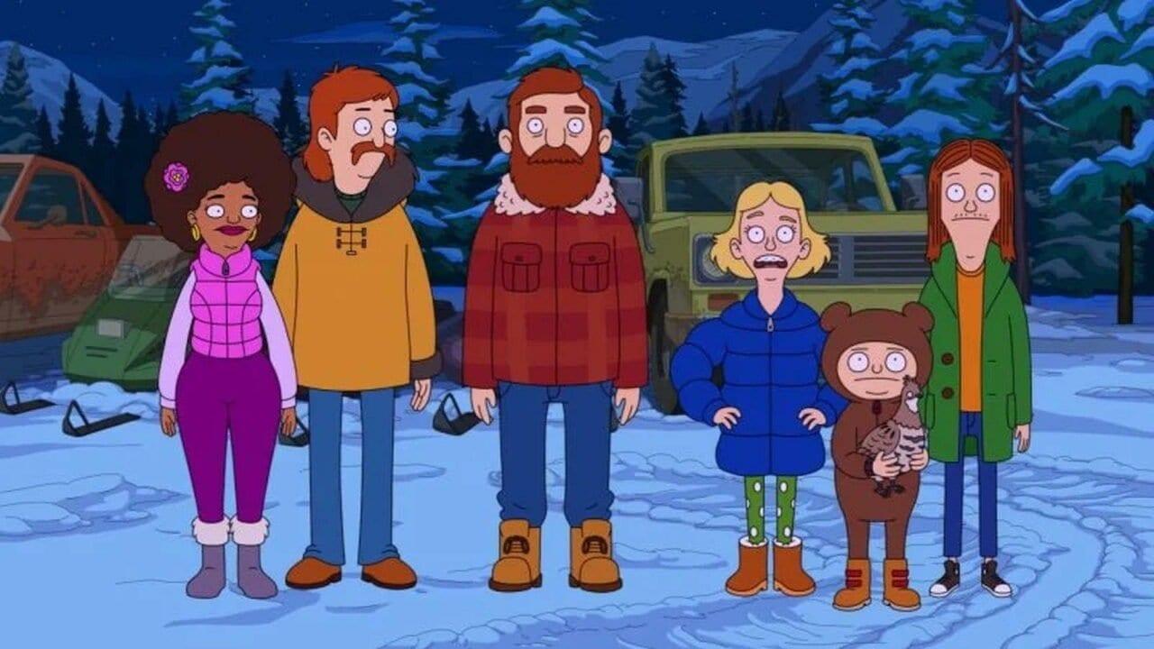 The Great North: Teaser Trailer zur neuen Zeichentrickserie