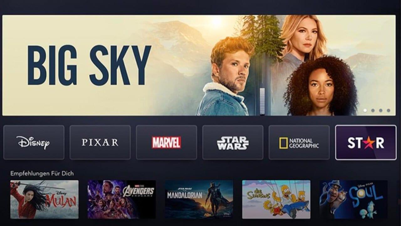 Disney+ STAR: Diese Serien werden im neuen Kanal zu sehen sein