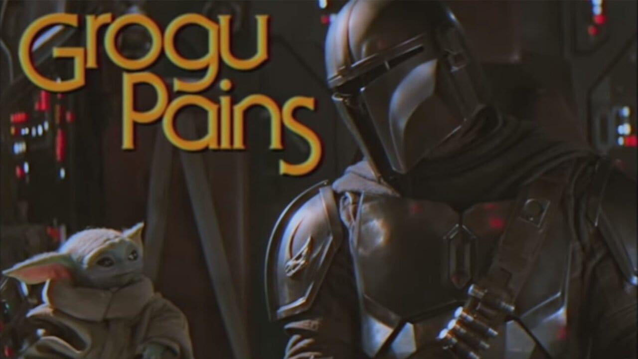 Grogu Pains: Star Wars – The Mandalorian als Sitcom-Intro