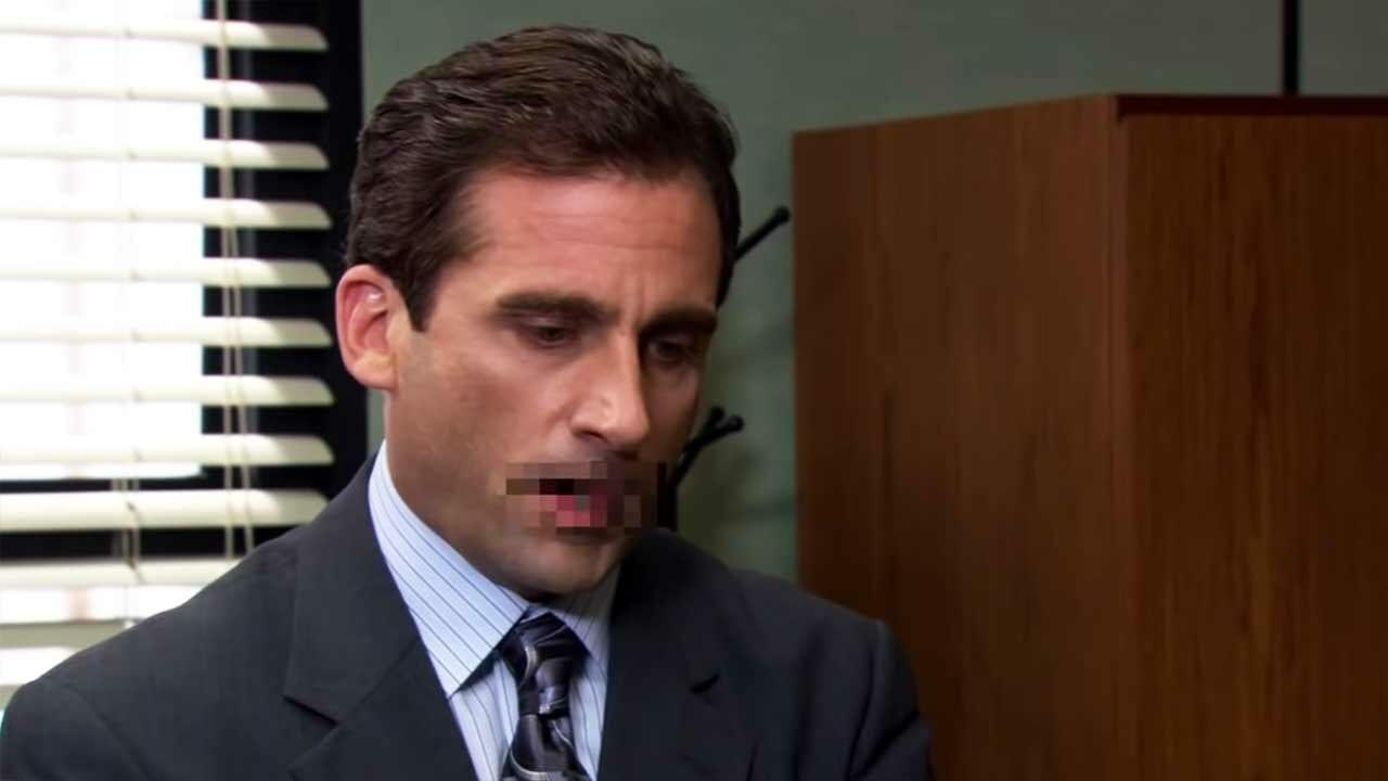 """Alle Stellen aus """"The Office"""", die ausgepiepst worden sind"""