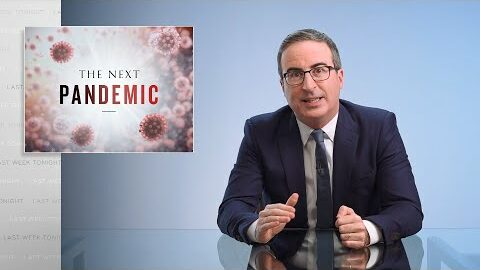 Last Week Tonight with John Oliver: The Next Pandemic