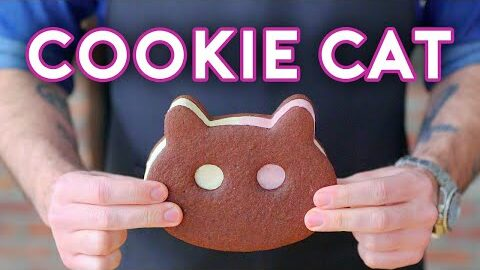 Binging with Babish: Cookie Cat from Steven Universe