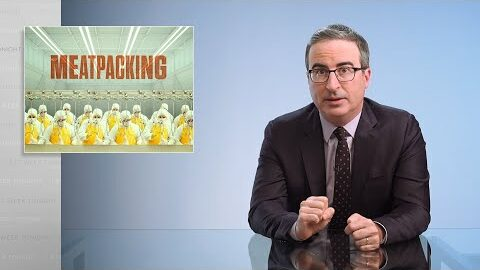 Last Week Tonight with John Oliver: Meatpacking