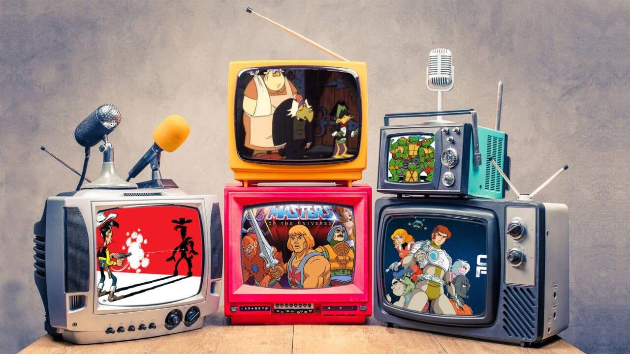 AWESOME 5: Kult-Zeichentrickserien der 80er