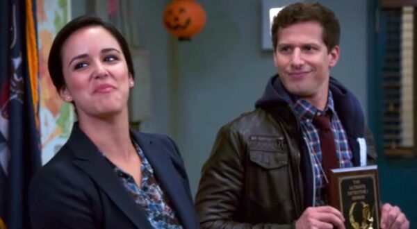 Brooklyn Nine-Nine: Jake & Amy Supercut