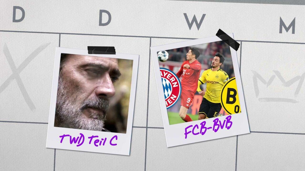 TV-Programm: Die Serien-Highlights der Woche (KW 9/21)