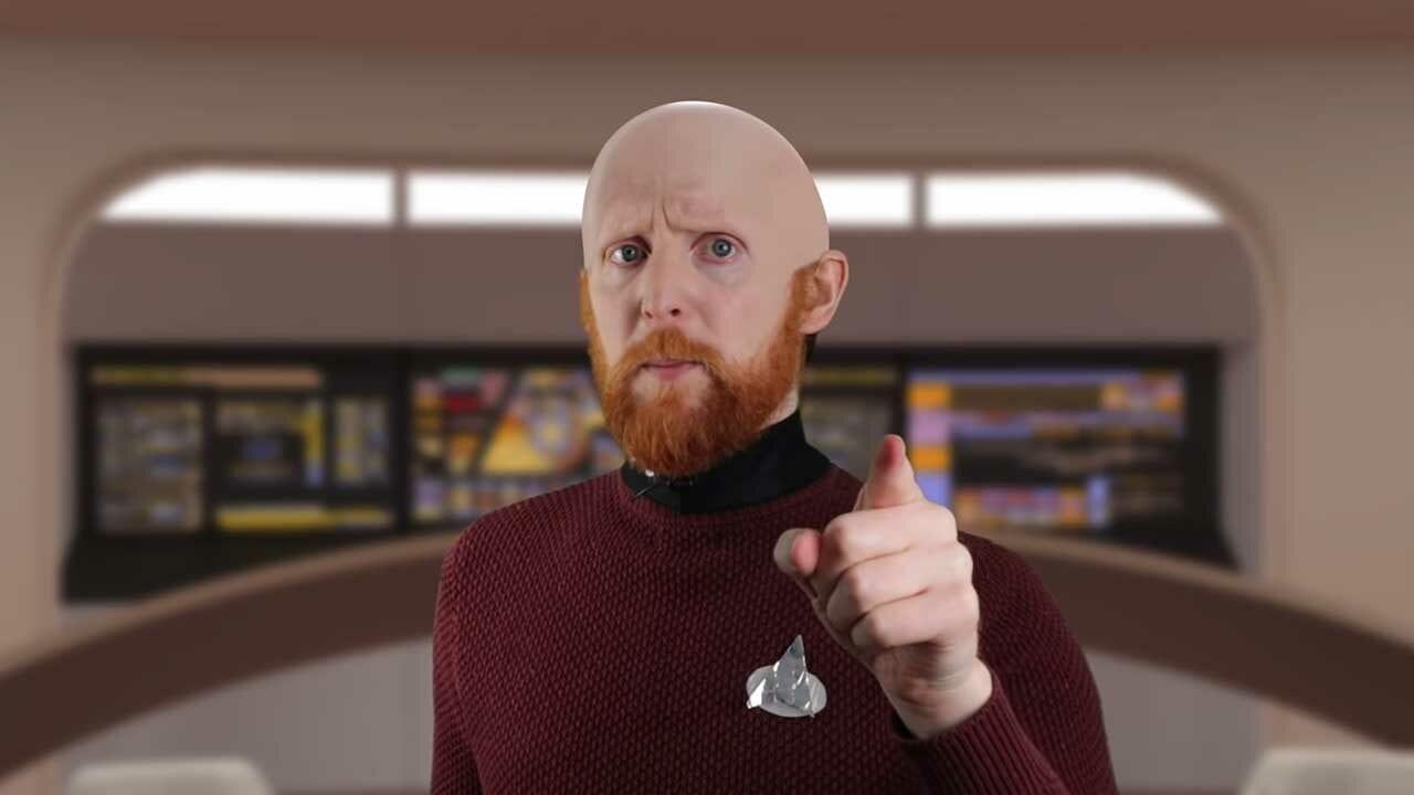 """Wie eigentlich jede """"Popular Space Show""""-Folge abläuft…"""