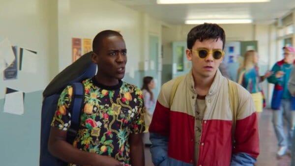 "Sex Education: Parallelen zum Teenie-Klassiker ""Mean Girls"""