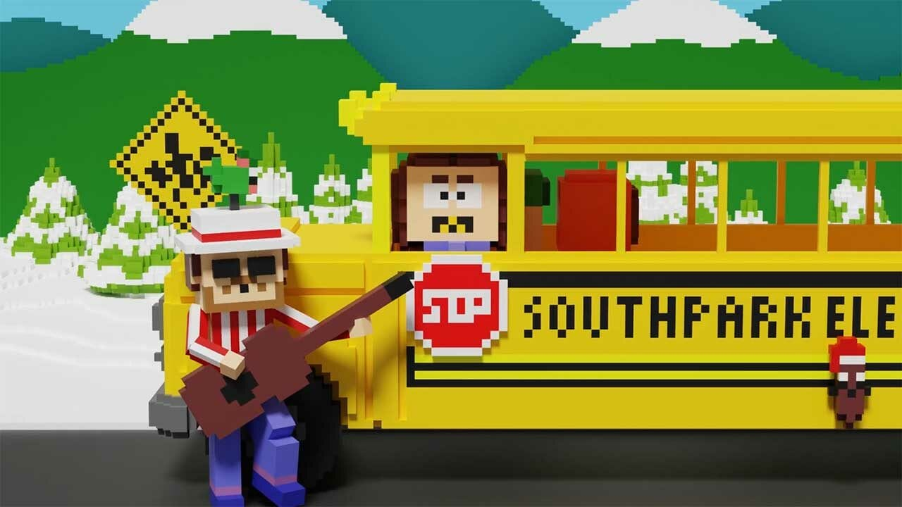 """South Park""-Intro im ""Minecraft""-Look"
